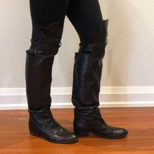 Latitude Femme boots made in Italy
